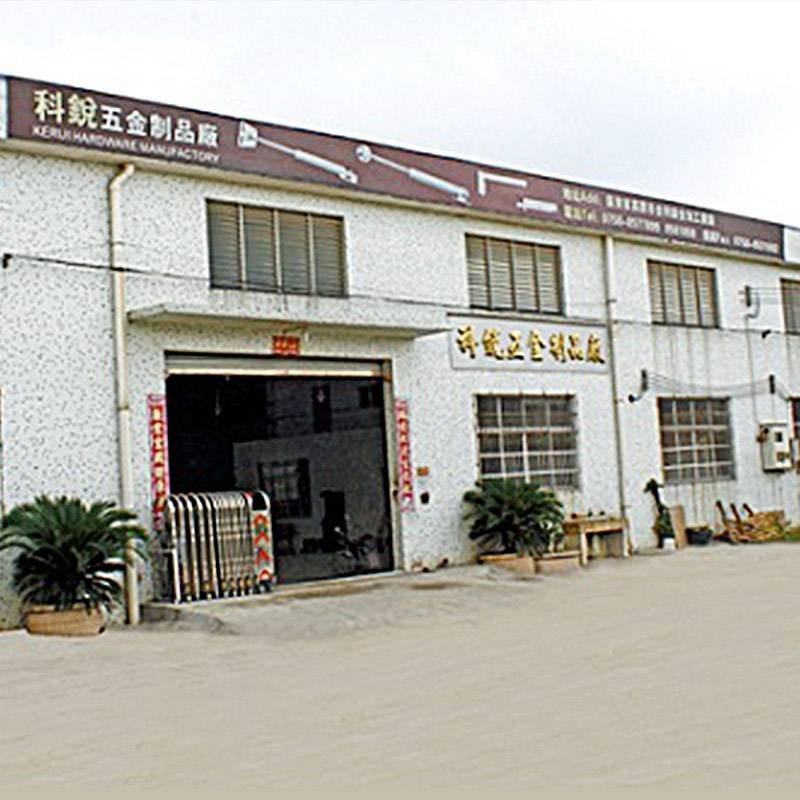 Kree metal corner of factory